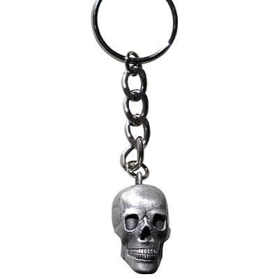 Siskiyou 3D Skull Key Ring: Automotive