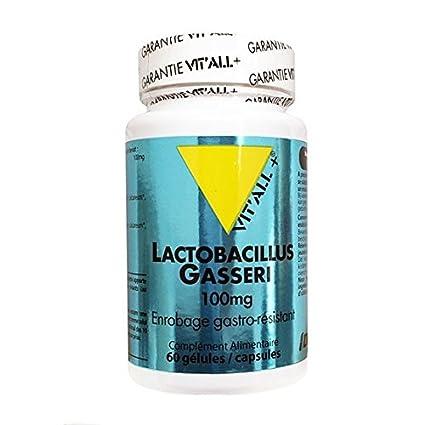 Vitall+ Lactobacillus Gasseri 100 mg, 60 cápsulas
