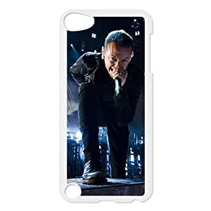 iPod 5 White Cell Phone Case Linkin Park Cell Phone Cases Clear