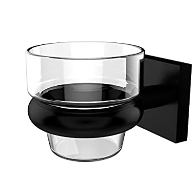 Allld|#Allied Brass MT-64-BKM Montero Collection Wall Mounted Votive Candle Holder,