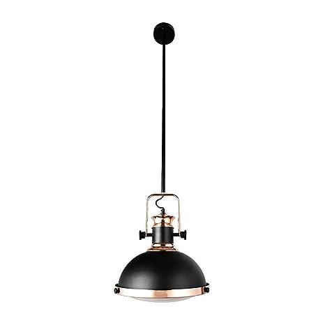 GORICH - Lámpara de techo colgante vintage, lámpara de techo ...