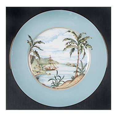 Lenox Colonial Tradewind Accent Luncheon Plate, Fine China Dinnerware