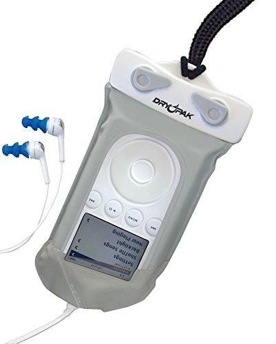 DRY PAK DP-MP31 Waterproof Mp3 Case with (Players Pak)