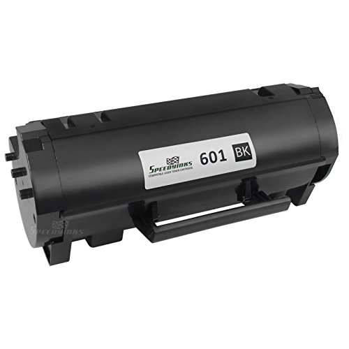 Lexmark Reman Toner (Speedy Inks - Compatible 60F1000 Black Toner for MX310dn, MX410de MX510de MX511de MX511dhe MX511dte MX610de, MX611de, MX611dhe, & MX611dte)