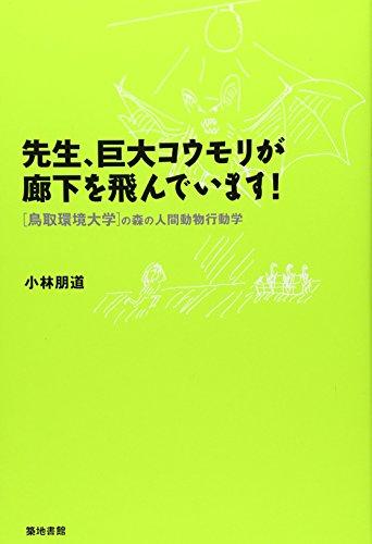 先生、巨大コウモリが廊下を飛んでいます!―鳥取環境大学の森の人間動物行動学