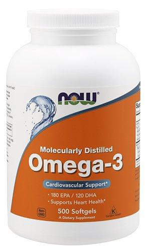 omega 3 softgels - 2
