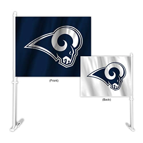(Fremont Die NFL Los Angeles Rams Home & Away Car)