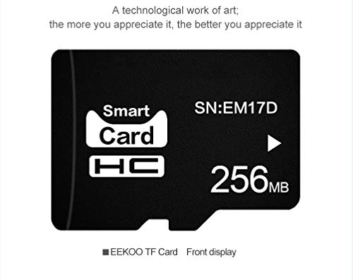 MeterMall Hot Memory Card Micro SD Card Class 6 Flash Card Memory Microsd TF/SD Cards for Tablet 256mb C6