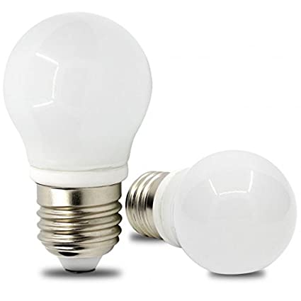 Bombilla LED bulbos e27, 5 W, 12 V ac/dc, Blanco neutro