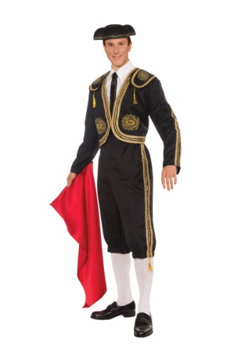 Forum Novelties Men's Matador Costume, Black, Standard