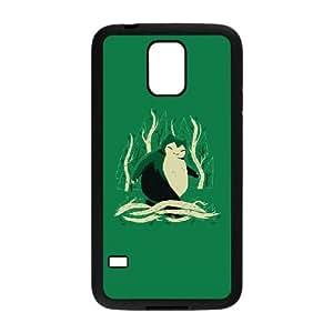 Samsung Galaxy S5 Cell Phone Case Black SNORFOOT JSY4223315KSL