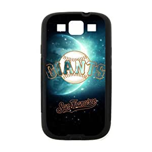 San Francisco Giants Cool Design Cover in Electronics Samsung Galaxy S3 I900 Case Cover (Laser Technology)