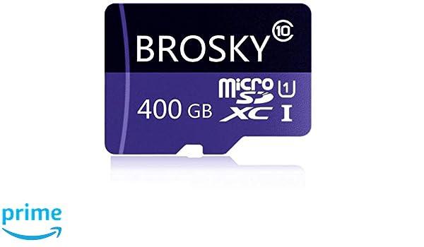 Tarjeta Micro SD de 128GB / 256GB / 400GB de Alta Velocidad ...