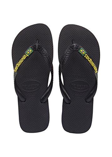 Havaianas Flip Flops - Havaianas Brasil Flip Fl ... Zwart