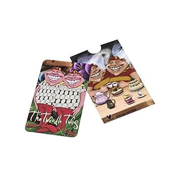 Grinder tarjeta con los gemelos - Edición limitada: Amazon ...
