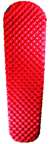 Sea to Summit Comfort Plus Insulated Mat Sleeping Pad, Regular (72x21.5in)