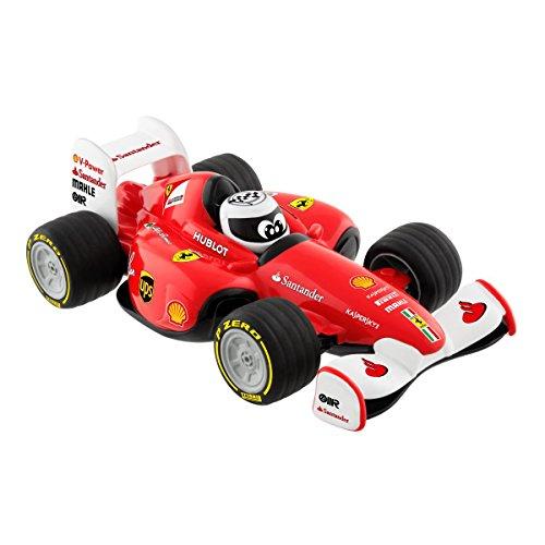 Chicco Juguete Carro Ferrari Formula 1, Radio Control, color Rojo