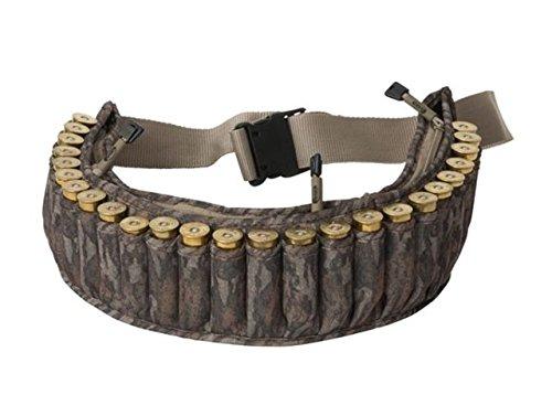 Avery Powerbelt Shotshell Ammo Belt 25-Round Neoprene Mossy Oak Bottomland