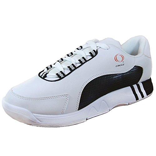 nbsp;UK 7 Black Bowling Lady Shoe Circle wqPYXIRq