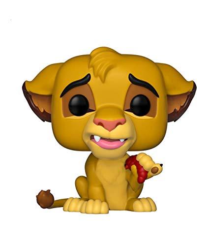 Funko Pop! Disney: Lion King - Simba Toy, Standard, Multicolor