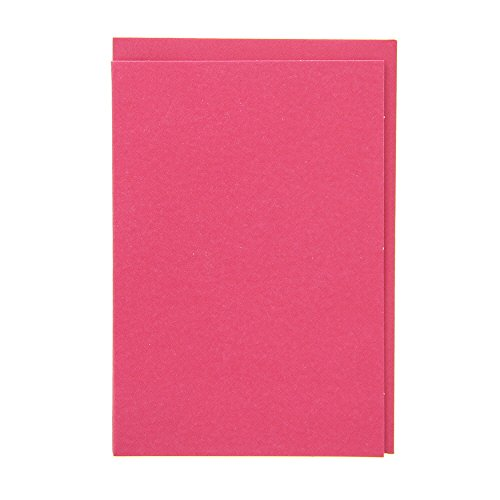 American Crafts Ms. Sparkles & Co. Paperie Cards and Tags Set - Stationery, Arts and Crafts Material - Fuchsia by American Crafts