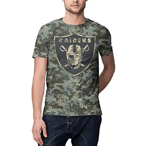 - UUAATT Mens Camo Total Print Breathable Short Sleeve Athletic Tee Shirt Jersey