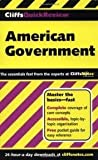 American Government (Cliffs Quick Review) 1st (first) edition