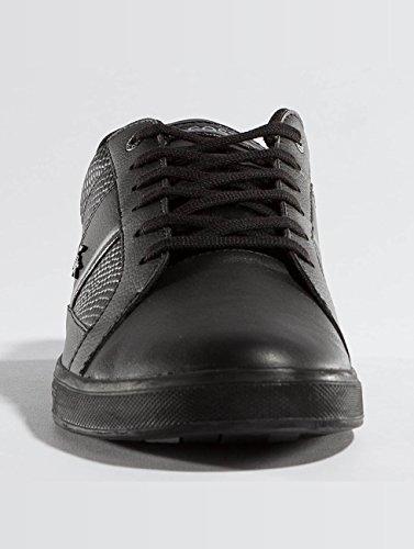 Homme Europa Lacoste Baskets 001 417 1 SPM Basses Noir IYrada1qn