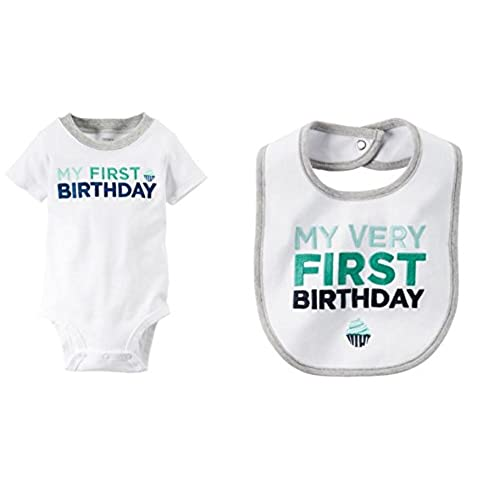 Baby Boy First Birthday Outfit: Amazon.com