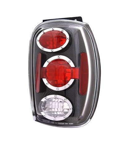 IPCW CWT-CE510ACF Crystal Eyes Carbon Fiber Tail Lamp - Pair
