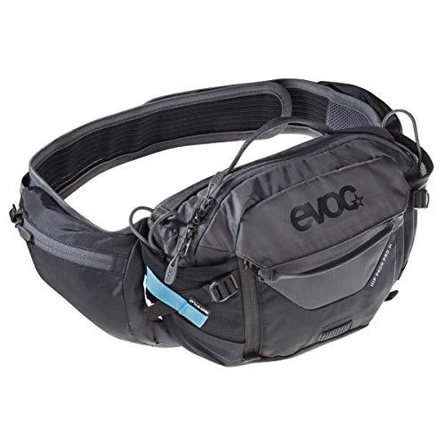 (Evoc Hip Pack Pro 3 + 1.5L Hydration Pack - Black/Carbon Grey - 102504120)