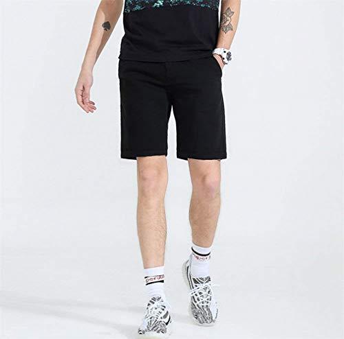 Coton En Hommes De Pour Vêtements Short Fashion Combat Et Fête Douce Coupe Ample Pantalon Lannister Schwarz À Cargo Sensation xnqfzIX