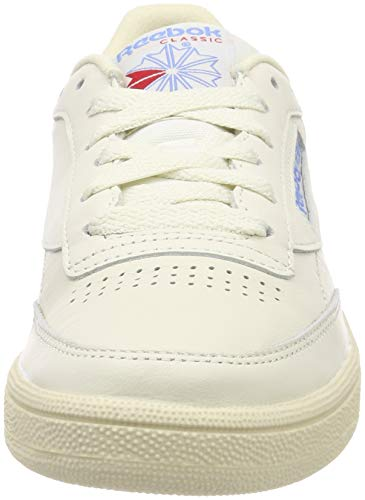 excellent paper vintage Gimnasia Zapatillas Reebok athletic Club chalk 0 Para White Red Mujer De 85 Blue C Marfil ZqZwAHP