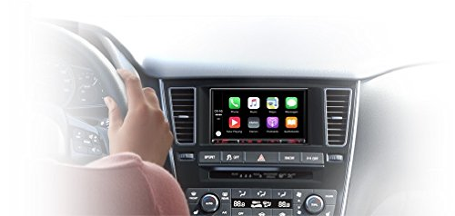 Clarion Corporation of America NX807 2-Din DVD Multi Media Station with Built-in Navigation & 6.95'' Touch Panel Control by Clarion Corporation of America (Image #2)