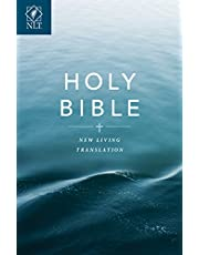 Gift and Award Bible NLT (Softcover, Blue)