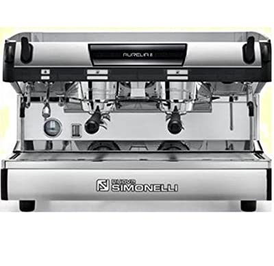Nuova Simonelli Aurelia Ii Semi 2 Group Espresso Machine Maureiisem02Nd0001