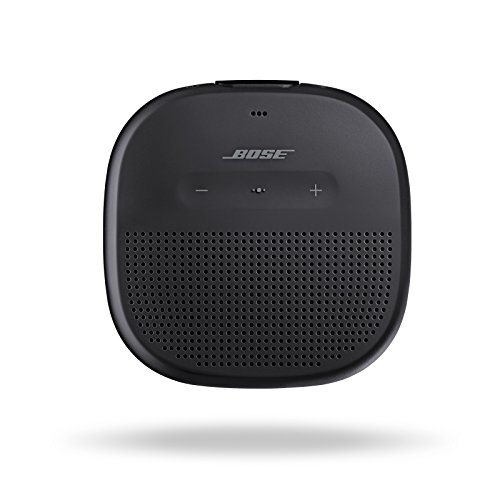 Bose SoundLink Micro, Portable Outdoor Speaker, (Wireless Bluetooth Connectivity), Black (Country Style Units Entertainment)