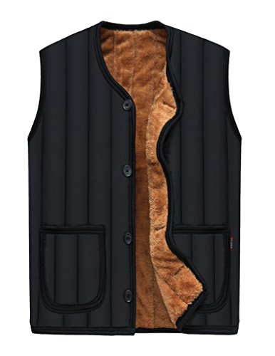 Quilted Thermal Vest - 6