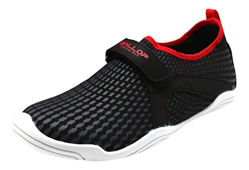 BALLOP Typhoon, Zapatillas unisex adulto negro