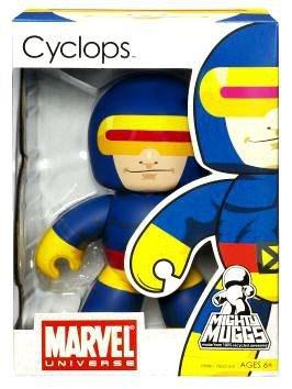 Hasbro Marvel Mighty Muggs Series 6 Cyclops Vinyl (Marvel Mighty Muggs Vinyl Figures)