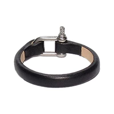 AUTHENTIC HANDMADE Leather Bracelet, Men Women Wristbands Braided Bangle Craft Multi [SKU003090]