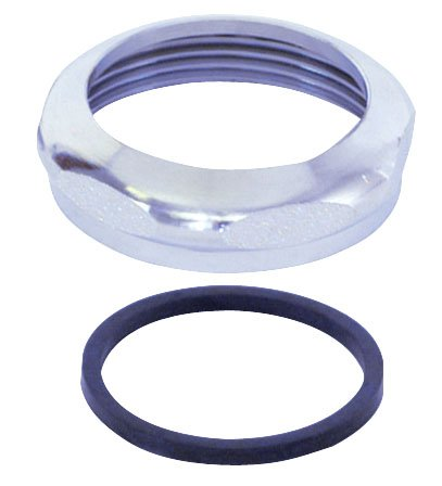 Slip-Nut, Chrome Drain, Slip - Joint Connection Slip