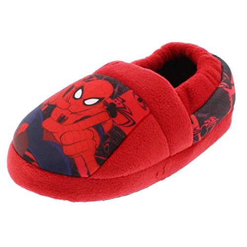 Spider-Man Superhero Boys Aline Slippers (Toddler/Little Kid)