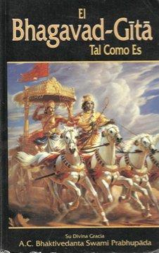El Bhagavad-Gita Tal Como Es (Spanish Edition): A. C. Bhaktivedanta Swami  Prabhupada: 9789509439009: Amazon.com: Books