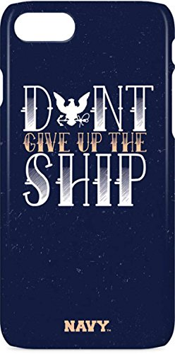 (US Navy iPhone 7 Lite Case - Dont Give Up The Ship Lite Case For Your iPhone 7)