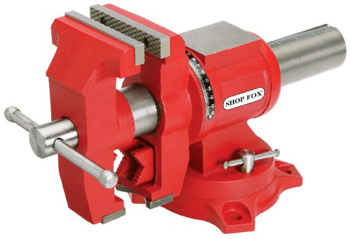 Woodstock D4074 5-Inch Multi Purpose Bench Vise - Multi Purpose Bench Vise