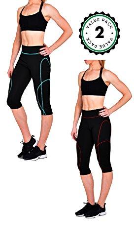 Workout Leggings Performance Zipper Pocket product image