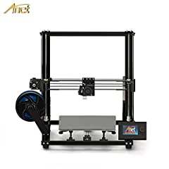 Features: 1.Upgraded structure: The Y axis designed with double polished rods, and the Z axis with double threaded rods structure.To achieve a beakthrough and upgrade of the structure and movement stability. 2.Upgraded filament loading: Added...