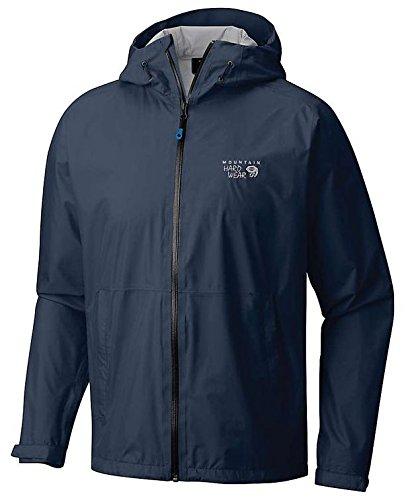Mountain Hardwear Finder Jacket - Men's Zinc Medium by Mountain Hardwear