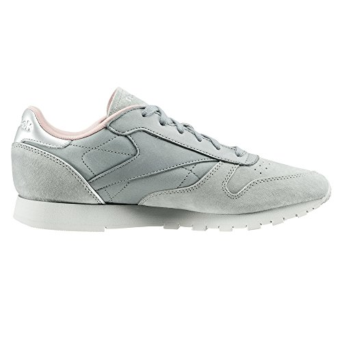Golden Reebok 6 9 Uk Lthr Eur Cl Women Neutrals Us 5 40 w7Earwq